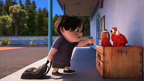 انیمیشن lou