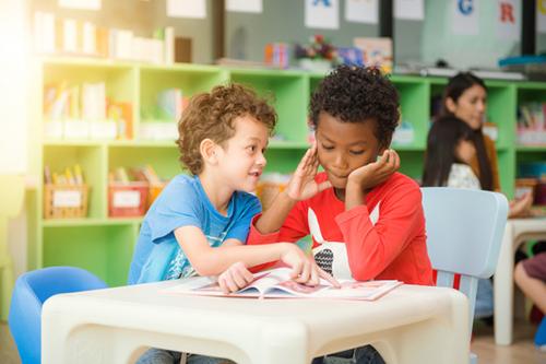 مهارت دوست یابی و تعامل بینفردی در کودکان