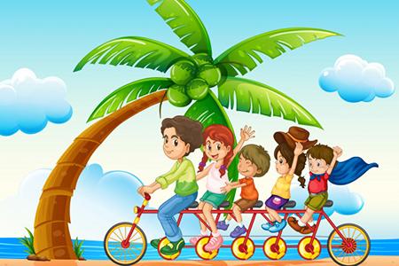 تعطیلات مفید برای کودکان چگونه باید باشد؟