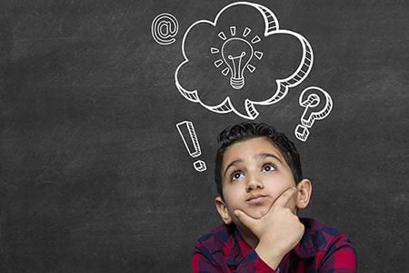 پرورش مهارت تفکر خلاق در کودکان