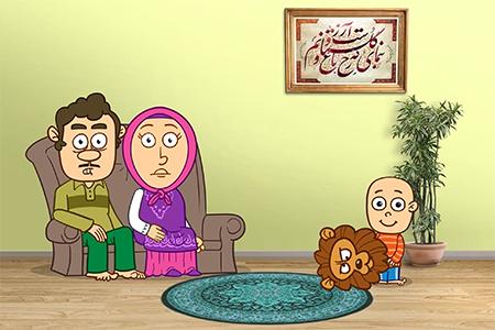 انیمیشن دردونه ها، کنترل عواطف و احساسات کودک
