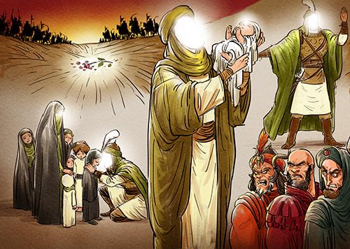 داستان محرم - یاران وفادار