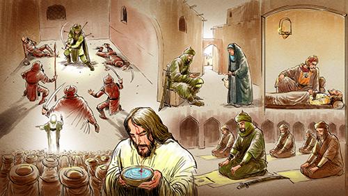 داستان محرم - سفیر شهید