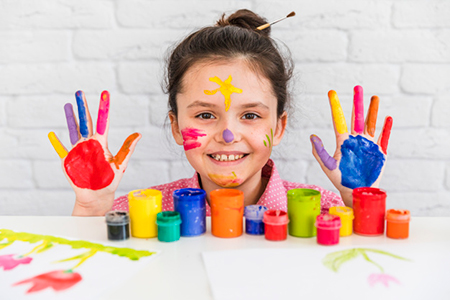 تاثیر رنگ اتاق کودکان بر شخصیت آن ها