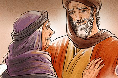 داستان محرم - قصه مردی که عاشق حسین ع بود