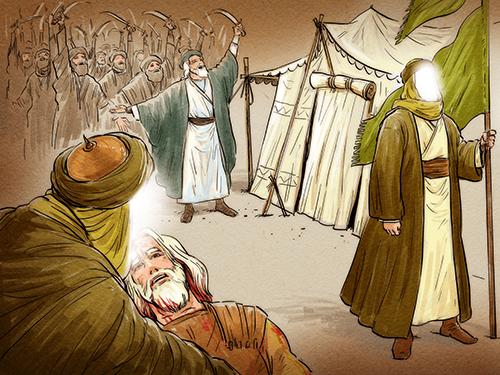 داستان محرم - قصه مردی که حبیب ماند