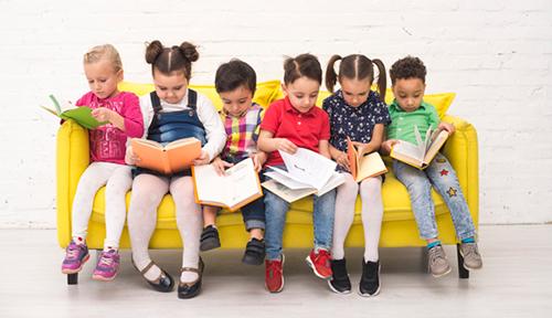 چگونه کودکمان را کتابخوان کنیم ؟