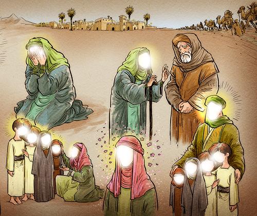 داستان محرم - قصه ام البنین
