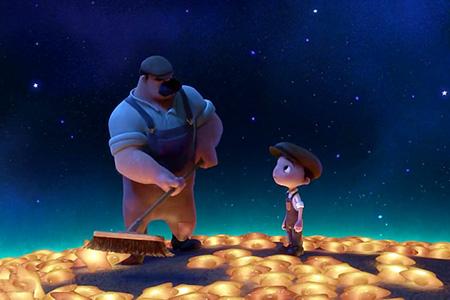 معرفی انیمیشن کوتاه la luna
