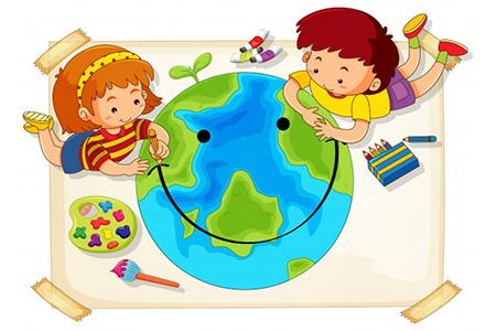 معرفی کتاب های با موضوع محیط زیست برای کودکان