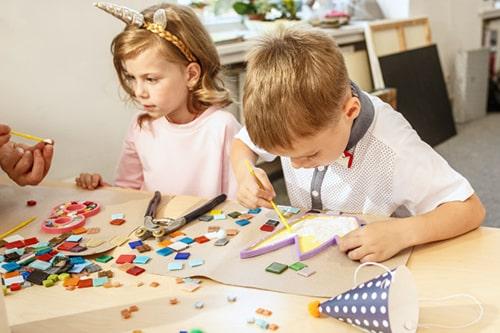 بازی های در منزل مناسب کودکان زیر 6 سال (بخش اول)